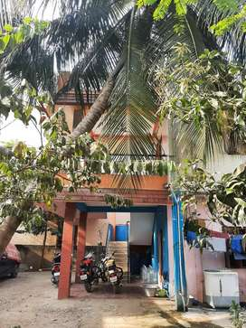 2 bhk house for lease  at Pallikaranai 500 mtr from main road