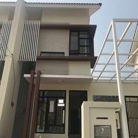 Rumah BARU SIAP HUNI 2 LANTAI Di Harapan Indah Bekasi Cluster Damar