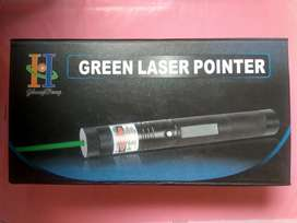 Green Laser Pointer / Awesome laser pointer for study purpose