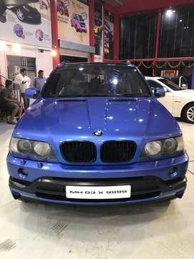 BMW X5 M, 2002, Petrol
