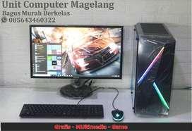 PC Gaming Hih Performa hemat Harga - Lengkap