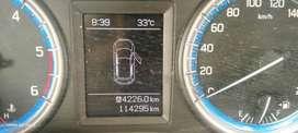 Maruti Suzuki S-Cross 2016 Diesel Well Maintained