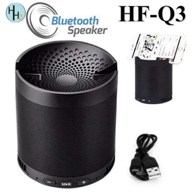 COD Speaker Wireless / Bluetooth multimedia Kisonli Fashion Q3 0