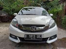 Honda Mobilio E CVT AT 1.5 siap pakai