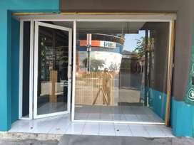 Disewakan / Dikontrakkan (kongsi) toko / kios / tempat usaha