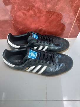 Adidas Samba Black Gum