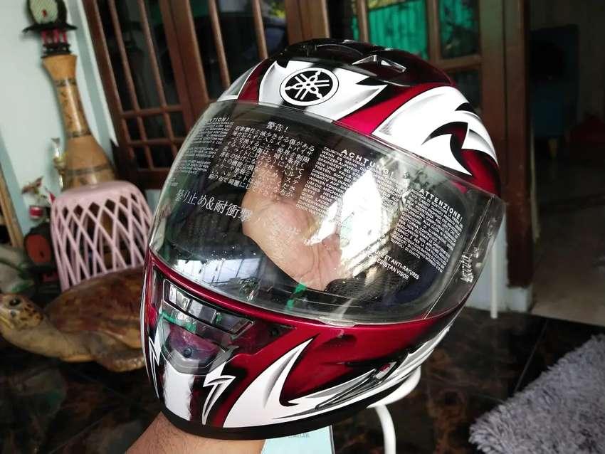 Helm Yamaha Special Edition Original 0