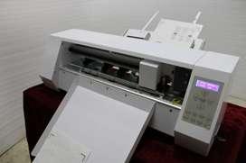Toyocut digital lable cutting machine