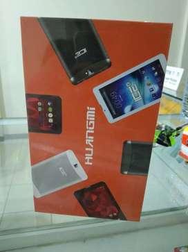 Jual tablet huangmi ice 1/8gb sudah 4G garansi resmi