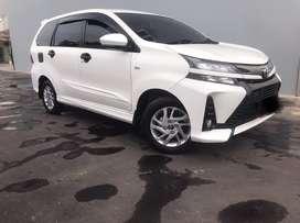 Toyota Avanza Veloz 2020 Pemakaianautomatic Nik 2019
