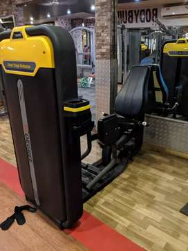 Gym imported station available second