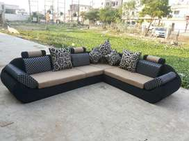 New sofa with 5 year warranty