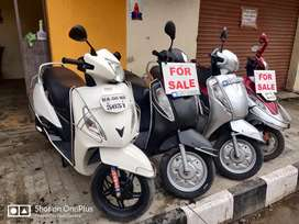EMI/LOAN OPTIONS AVAILABLE ON USED BIKES..WELL MAINTAINED BIKES
