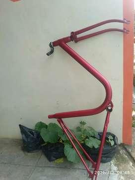 Rangka sepeda Minion