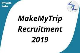 Make My Trip process need candidates for Backend/ CCE/Telecaller/ BPO