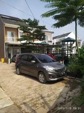Rumah Town house 2 lantai murah ready stok kota Bekasi bebas banjir