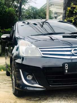 Nissan Grand Livina HWS autech 1.8 at 2012 istimewa