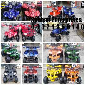 Latest Full New Variety of ATV QUAD 2 & 4 Wheeler at Subhan Shop