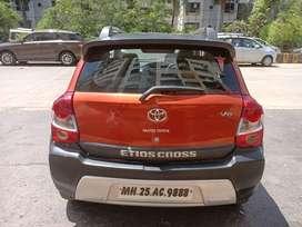 Toyota Etios Cross 1.4L VD, 2015, Diesel