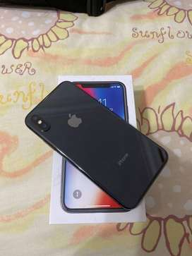 BUY IPHONE X (64 GB ) WITH FULL BOX AND LESS PRICE