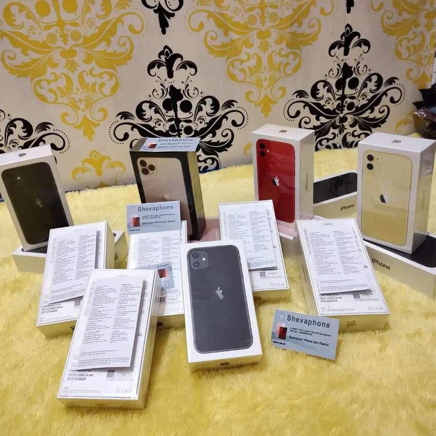 Promo  iphone 11 garansi resmi apple 1 tahun 0