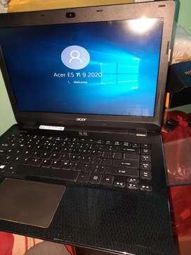 DIjual Laptop Acer E5-471. Super mulus. Super slim. hanya 3,5jt