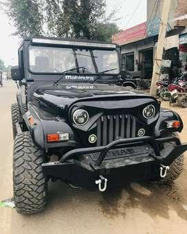 thar front bumper