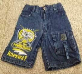 Jeans at Rs 500/ piece twice used.