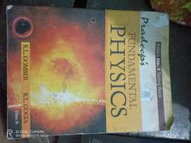 Pradeep's fundamentals of physics