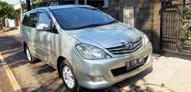 INNOVA G 2010 diesel manual 2.5