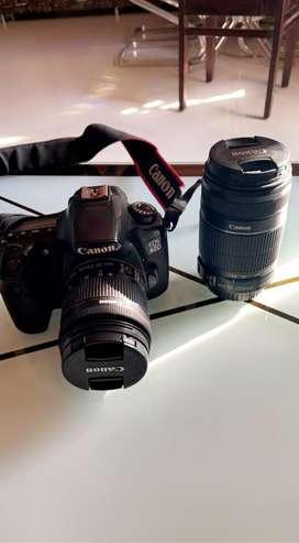 Canon 60d 2 leans