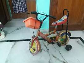Bicycle for kids .cute simple and fast to ride