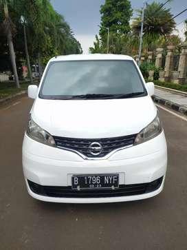 Nissan Evalia 1.5 XV AT 2013 Putih Harga Terjangkau  Buruan