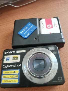 Sony cybershot 7.2 mp