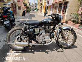 Vintage Royal Enfield