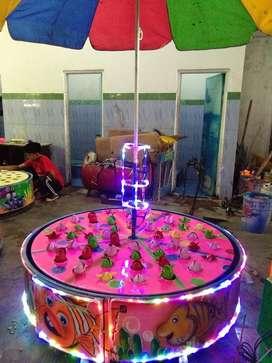 kereta rel lantai mini mall EK pancing elektrik odong murah