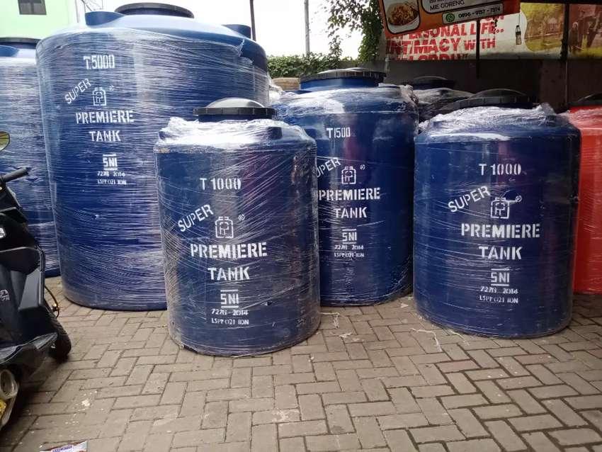 Toren premiere super 5000 liter cod SNI tebal free ongkir mnfk#123
