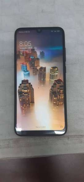 REDMI NOTE 7 PRO BLACK COLOUR 3 MONTHS ONLY OLD RAM 6GB-ROM 128GB