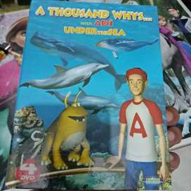 Dvd ori edukasi bawah laut