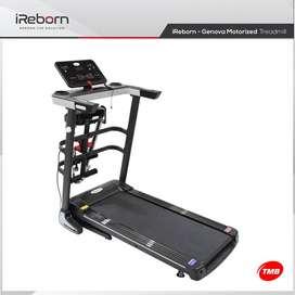treadmill elektrik genova harga murah bisa COD