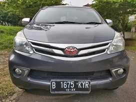 "Toyota Avanza ""G"" thn 2014 A/T orisinil Hrg Cas n Kredit Nego !"