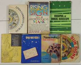 books for astrology and numerology