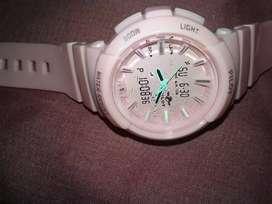 jam tangan warna pink