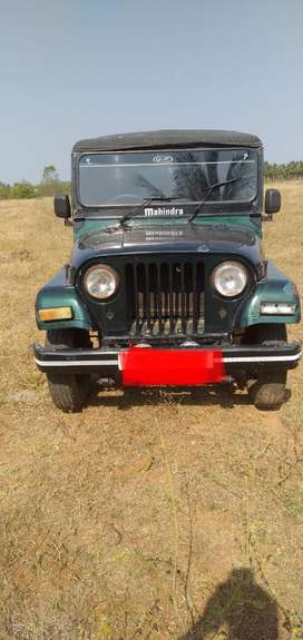 Mahindra Others, 1997, Diesel