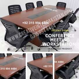 Conference ReadyStock meeting Table soliddurable Furniture Sofa Chair