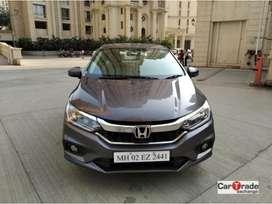 Honda City VX (O) Manual, 2018, Petrol