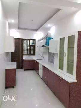 Brand New  222 Square Yard 4BHK Ready to Move Builder Floor