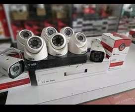 Pusat kamera CCTV plus pasang