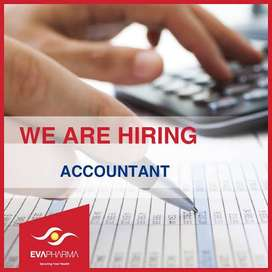 Accountant (Fresh/Exp) @ Nagercoil