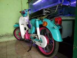 Honda C70 basic astrea star